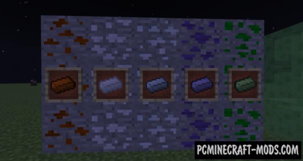 Machine Power Craft Mod For Minecraft 1.12.2, 1.11.2, 1.10.2, 1.9.4