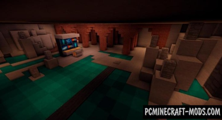 The Wayne Manor Map For Minecraft 1.14, 1.13.2 | PC Java Mods & Addons