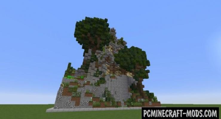 minecraft plot world download