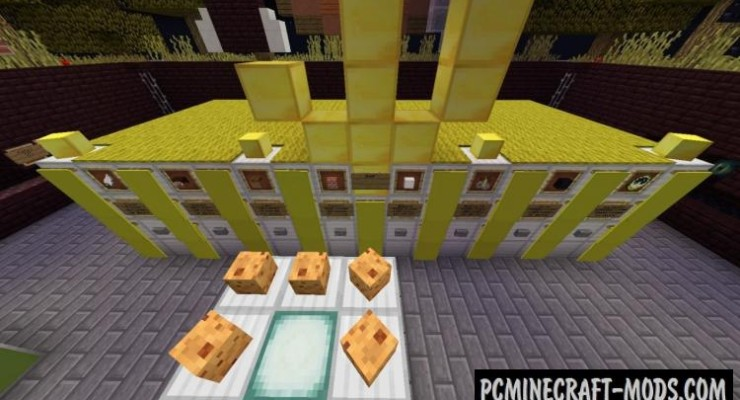 Cookie Clicker - Minigame Map For Minecraft
