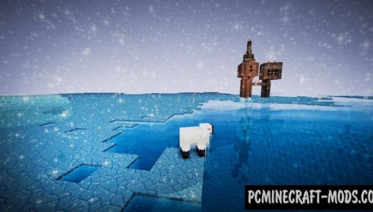 ARCTIC - Adventure Map For Minecraft