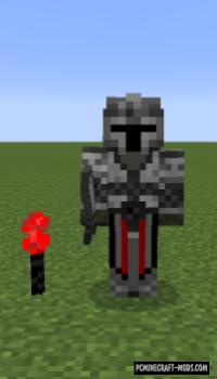 Castle Defender - Adventure, Gen Mod For Minecraft 1.7.10