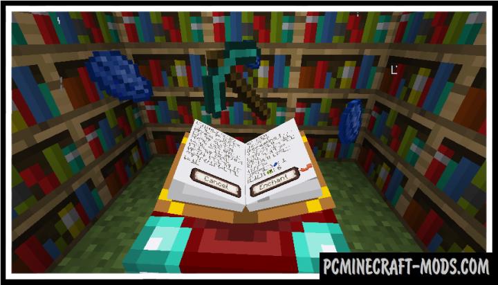 Vanilla Immersion Mod For Minecraft 1.12.2, 1.10.2, 1.9.4
