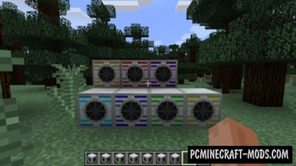 Water Power Mod For Minecraft 1.12.2, 1.10.2, 1.7.10