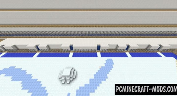 The Hunger Games - PvP Map For Minecraft