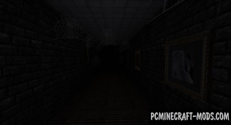 The Doll Maker - Horror Map For Minecraft