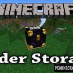 Black Hole Storage Mod For Minecraft 1.12.2, 1.11.2