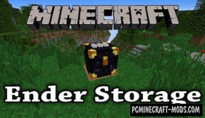 Ender Storage Mod For Minecraft 1.12.2, 1.11.2, 1.10.2, 1.7.10