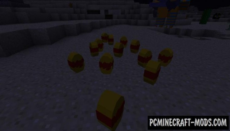 Digimobs Mod For Minecraft 1.11.2, 1.10.2, 1.8.9, 1.7.10