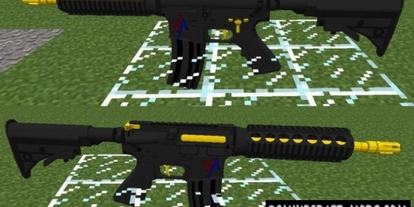 Advanced Armoury Mod For Minecraft 1.7.10