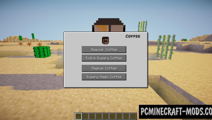 Minespresso - Mechanism Mod For Minecraft 1.7.10, 1.6.4