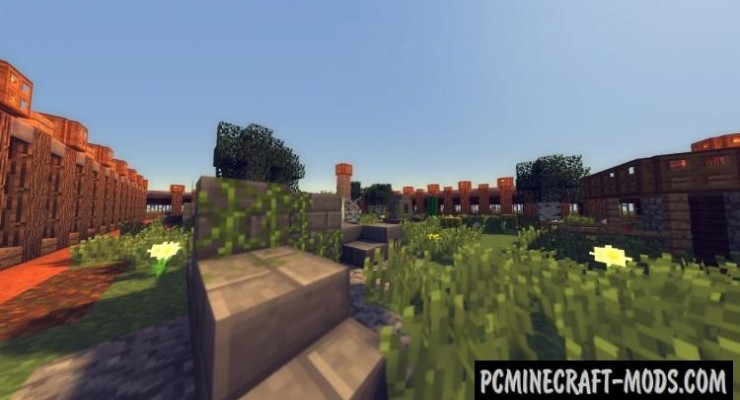 The 1v1 Zone - PvP Arena Map For Minecraft