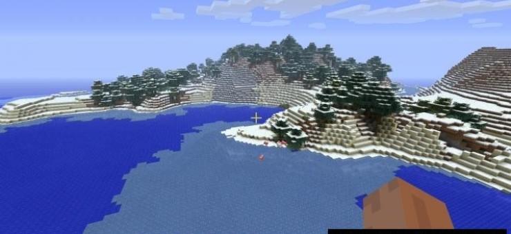 AllSnow - Weather Tweak Mod For Minecraft 1.7.10