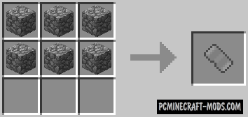 Sparks Hammers Mod For Minecraft 1.11, 1.10.2, 1.9.4, 1.7.10
