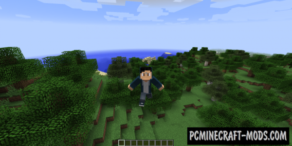 Mo' Bends - Shaders Mod For Minecraft 1.12.2, 1.8.9, 1.7.10