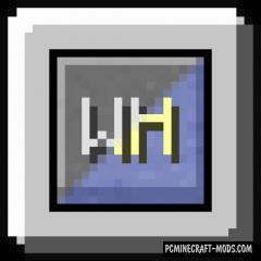 World Handler - Commands GUI Mod MC 1.16.2, 1.15.2, 1.14.4