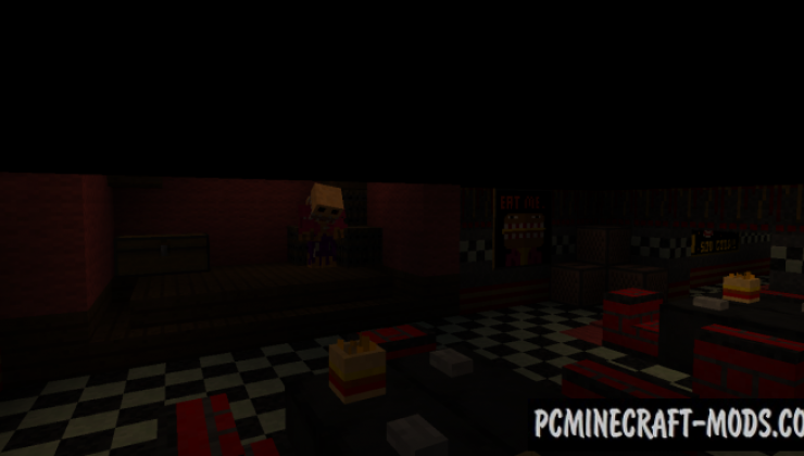 The Trial of McDonald's - Horror Map Minecraft