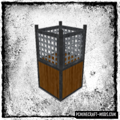 Water Strainer Mod For Minecraft 1.12.2, 1.11.2, 1.10.2, 1.9.4