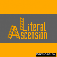 Literal Ascension Mod For Minecraft 1.11, 1.10.2