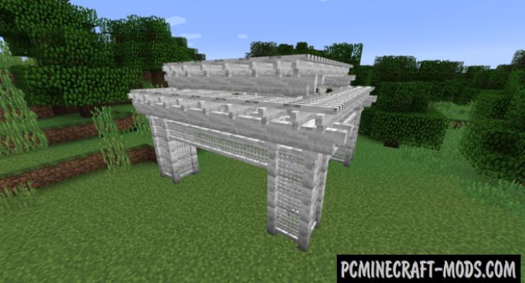 Terraqueous Mod For Minecraft 1.12.1, 1.11.2, 1.10.2, 1.9.4