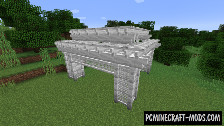 Terraqueous - New Blocks Mod For Minecraft 1.16.3, 1.15.2