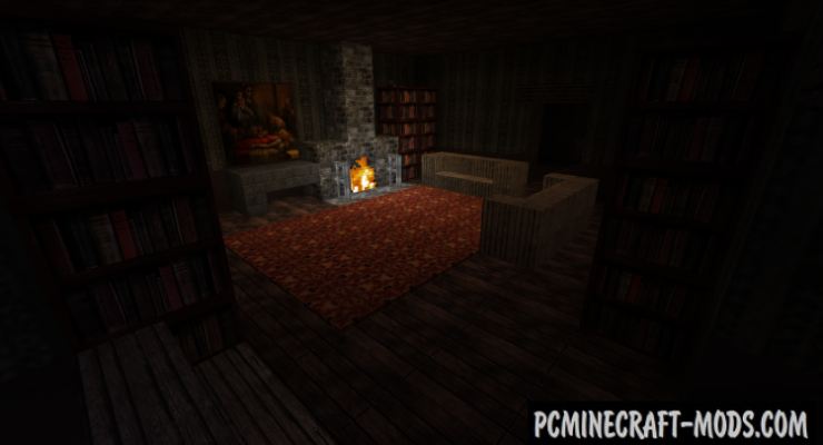 The Orphanage - Horror Map For Minecraft