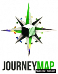 JourneyMap - Minimap Mod For Minecraft 1.16.5, 1.15.2, 1.14.4, 1.12.2