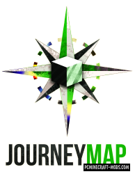 JourneyMap - Minimap Mod For Minecraft 1.15.2, 1.14.4, 1.12.2