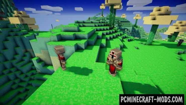 Monster Hunter Frontier - Weapons Mod Minecraft 1.7.10