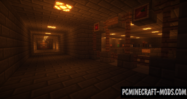 The Iron Rose - Escape Map For Minecraft