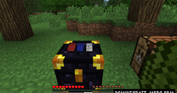 Ender Storage - Blocks Mod For MC 1.16.4, 1.14.4, 1.12.2
