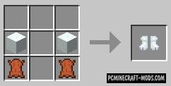 Block Armor Mod For Minecraft 1.12.2, 1.11.2, 1.10.2, 1.7.10