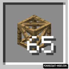 Scaffolding Block Mod For Minecraft 1.8