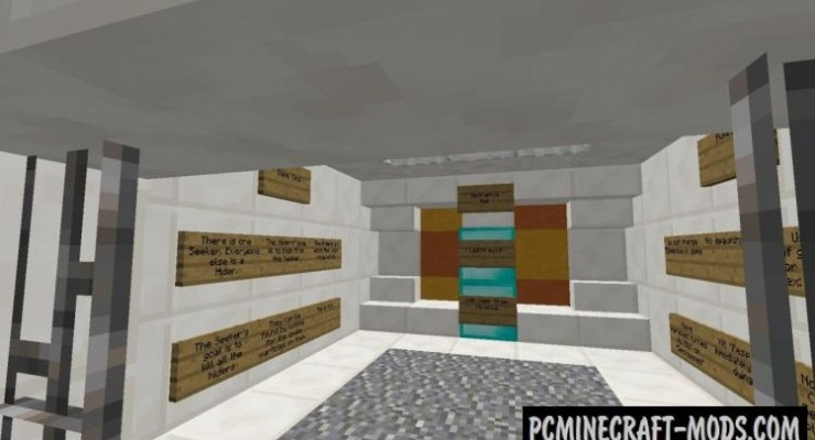Vanilla Hide and Seek - Minigame Map For MC
