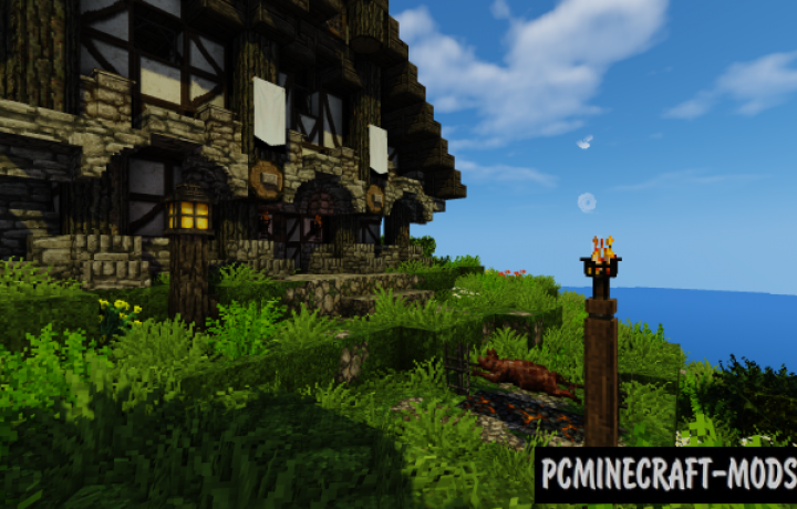 Conquest Reforged Mod For Minecraft 1.12.2, 1.10.2