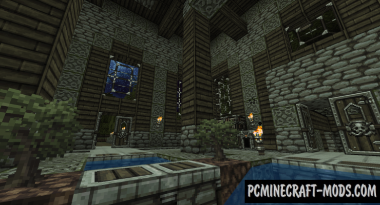 Dokucraft: The Saga Continues Resource Pack For Minecraft 1.10.2, 1.9.4, 1.8, 1.7.10
