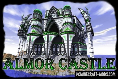 Almor Castle Map For Minecraft