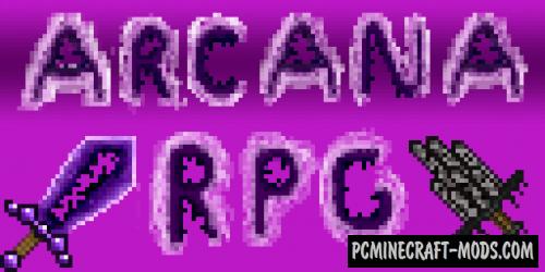 Arcana RPG - Adventure Mod For Minecraft 1.14.4