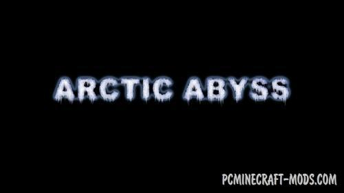 Arctic Abyss - Adventure, Survival Map For MC