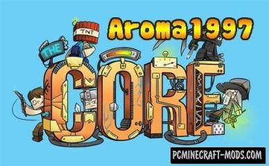 Aroma1997Core Mod For Minecraft 1.11, 1.10.2, 1.9.4, 1.7.10