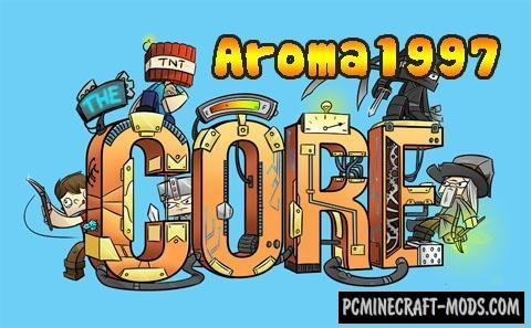 Aroma1997Core Mod For Minecraft 1.11, 1.10.2, 1.9, 1.7.10