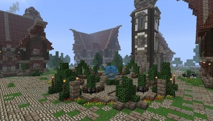 A'therys Ascended Resource Pack For Minecraft 1.8.9, 1.8