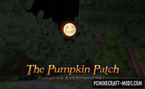 Pumpkin Patch 32x32 Resource Pack For Minecraft 1.14.4