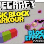 Block Rider Map For Minecraft