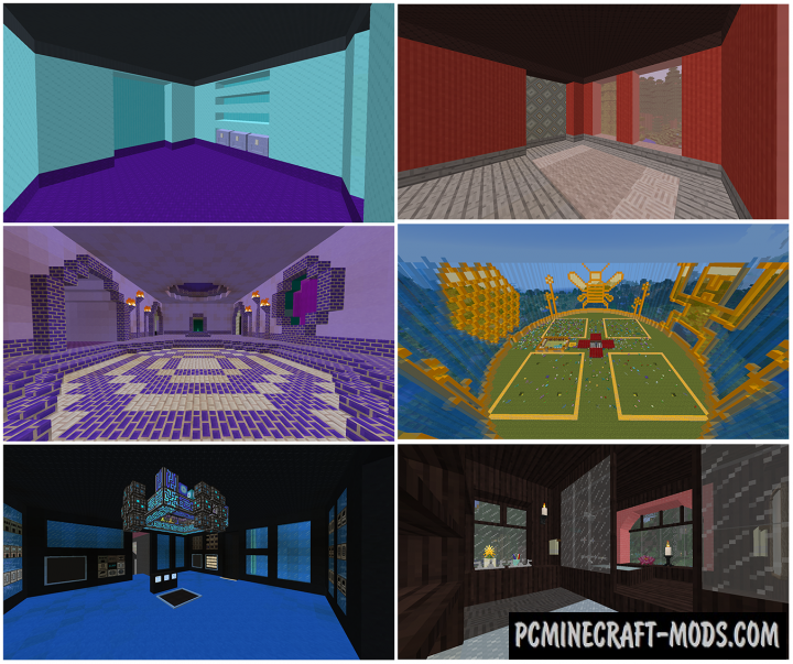 WallpaperCraft Mod For Minecraft 1.10.2, 1.7.10