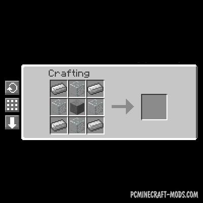 Crafting Tweaks - New Crafting GUI Mod For MC 1.16.5, 1.12.2