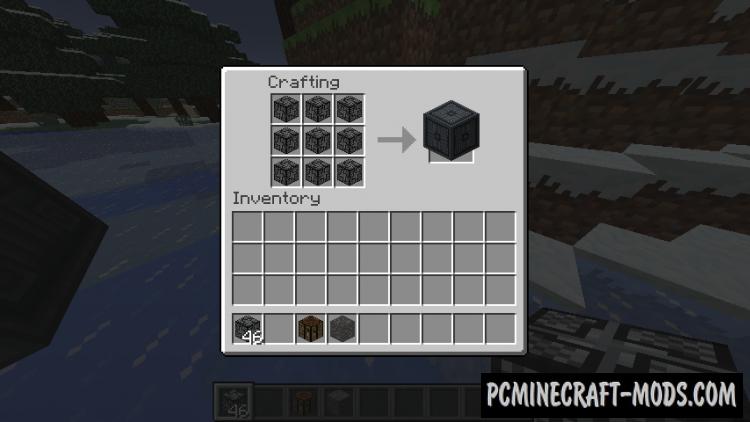 TimeTraveler - New Blocks Mod For Minecraft 1.14.4