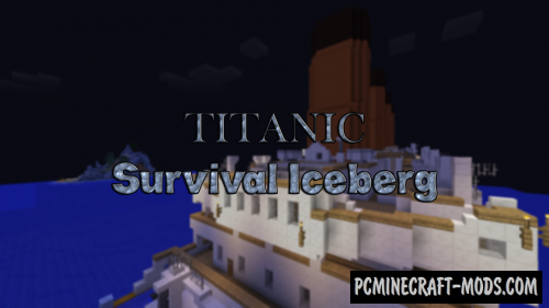 Titanic Survival Map For Minecraft