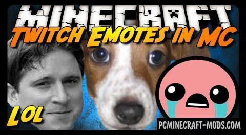EiraMoticons - Emojiful Chat Tweaks Mod MC 1.16.5, 1.12.2