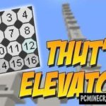 OpenBlocks Elevator Mod For Minecraft 1.12.2, 1.11.2, 1.10.2, 1.8.9